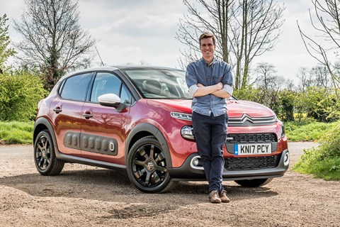 CAR magazine's Citroen C3 long-term test review: keeper James Taylor and our 1.2 Flair