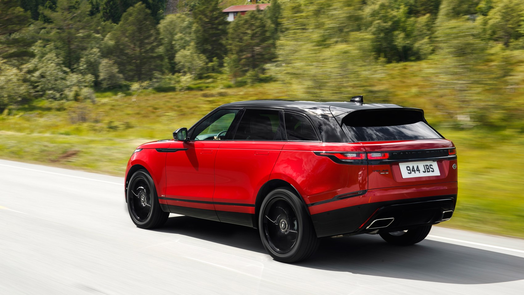 Range Rover Velar 2017 Review Car Magazine
