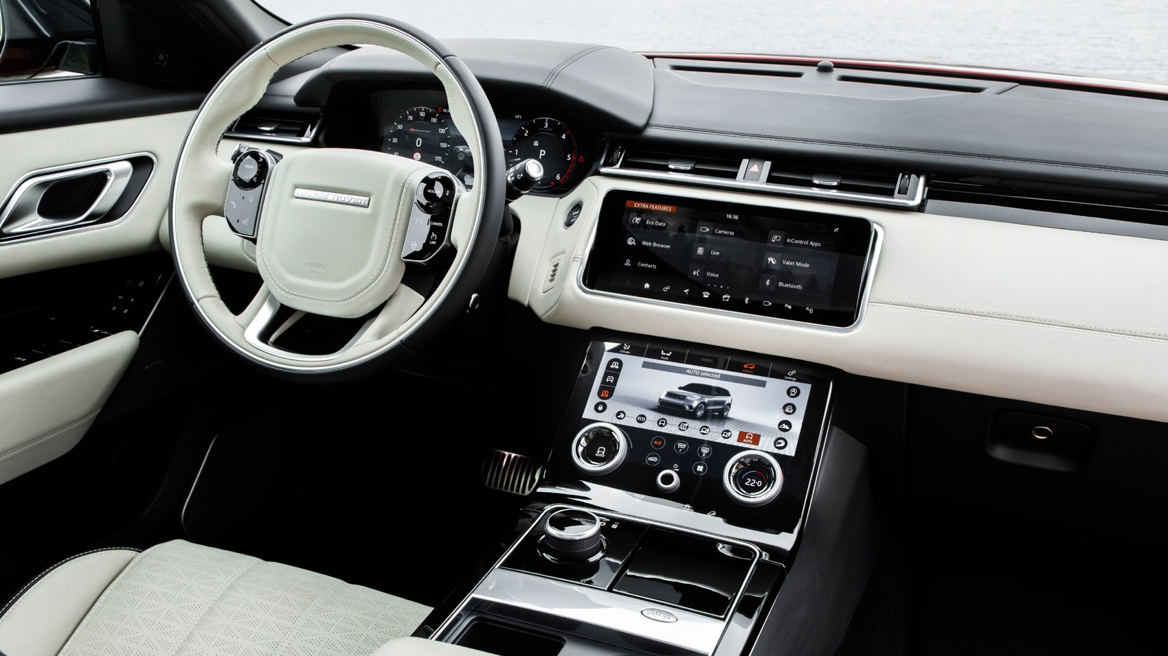 2017 Land Rover Discovery Interior >> Range Rover Velar (2017) review | CAR Magazine