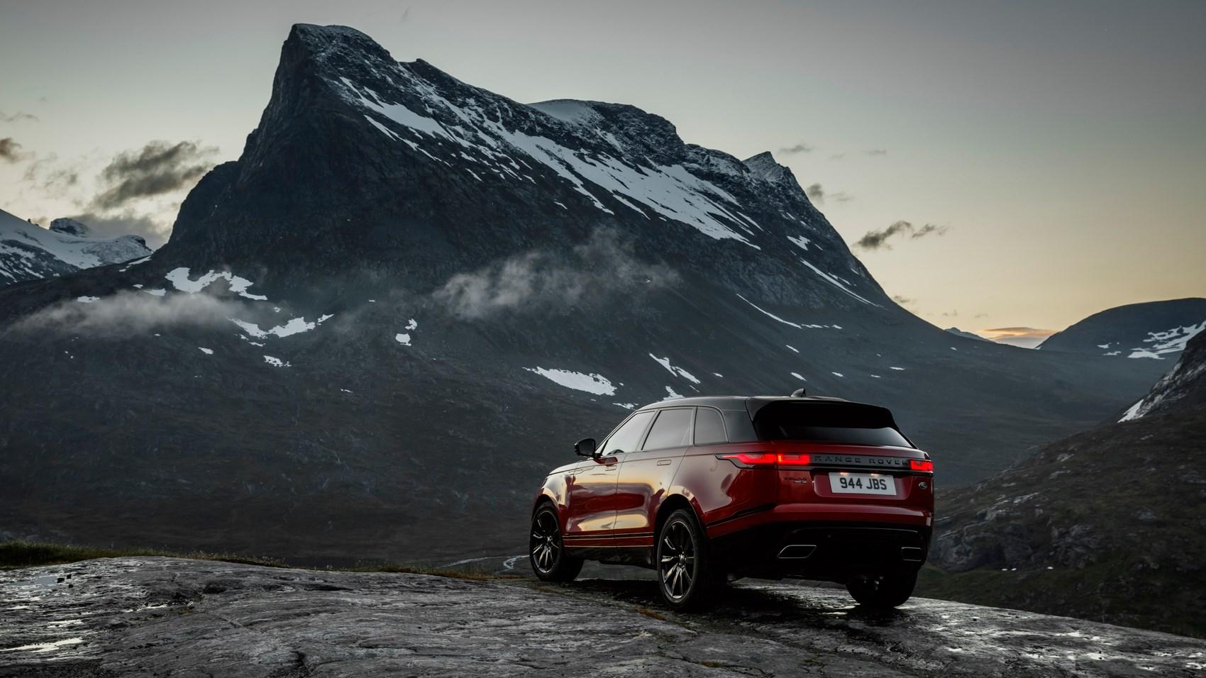 Range Rover Velar 2017 Review Car Magazine