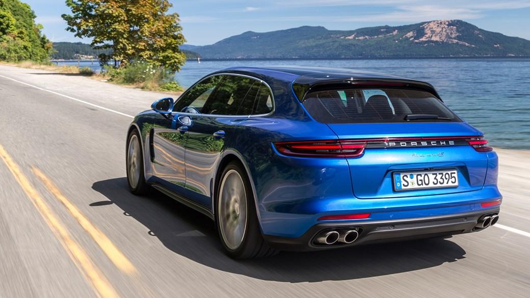 Delightful Porsche Panamera Sport Turismo (2017) Review