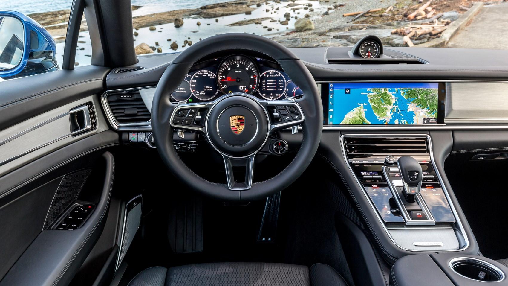 Porsche Panamera Sport Turismo 2017 Review Car Magazine
