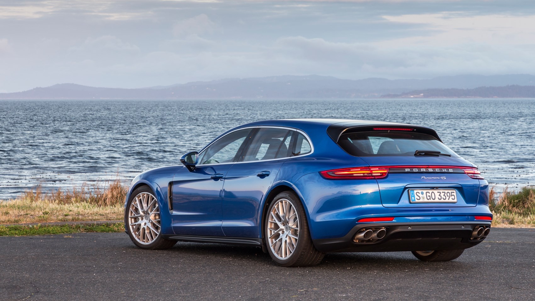 Porsche Panamera Sport Turismo 2017 Review By Car Magazine