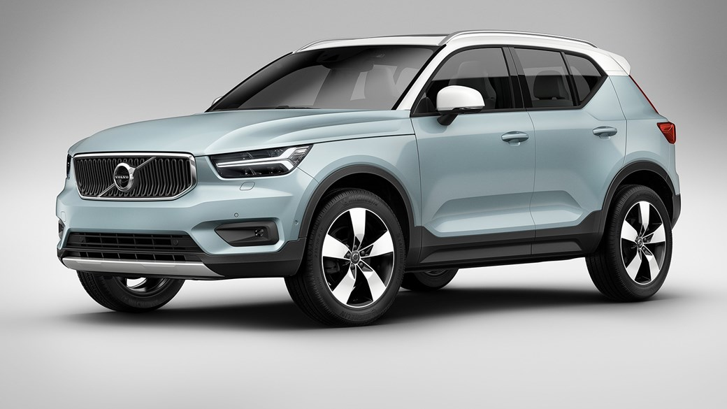 Electric Volvo Xc40 To Be Revealed Later In 2019