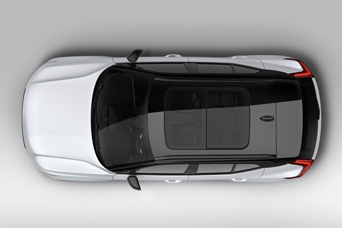 Volvo XC40 is a 'tough little robot'