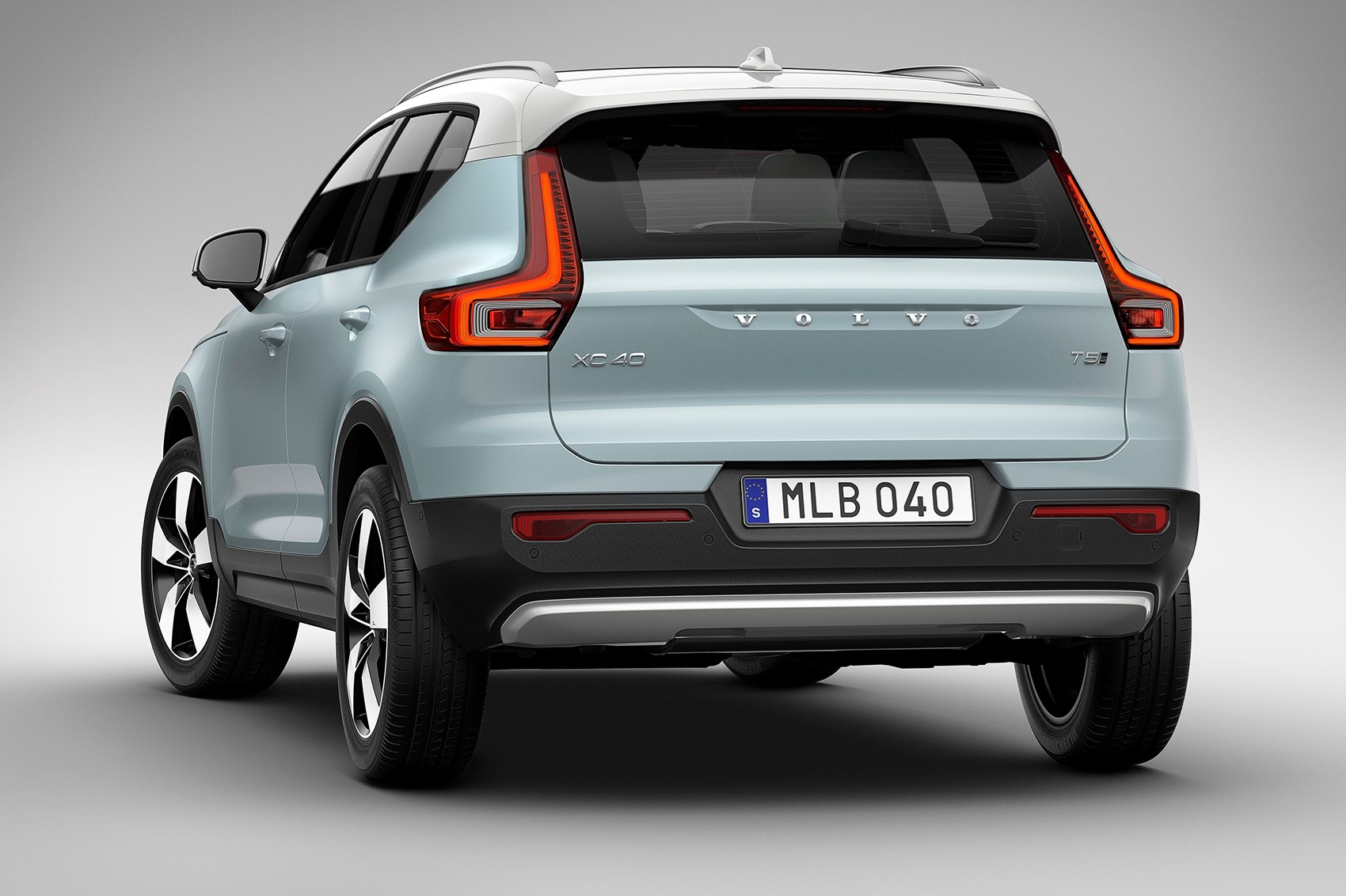 The Volvo Xc40 T5 Plug In Hybrid One Of Electrified Models Coming Soon