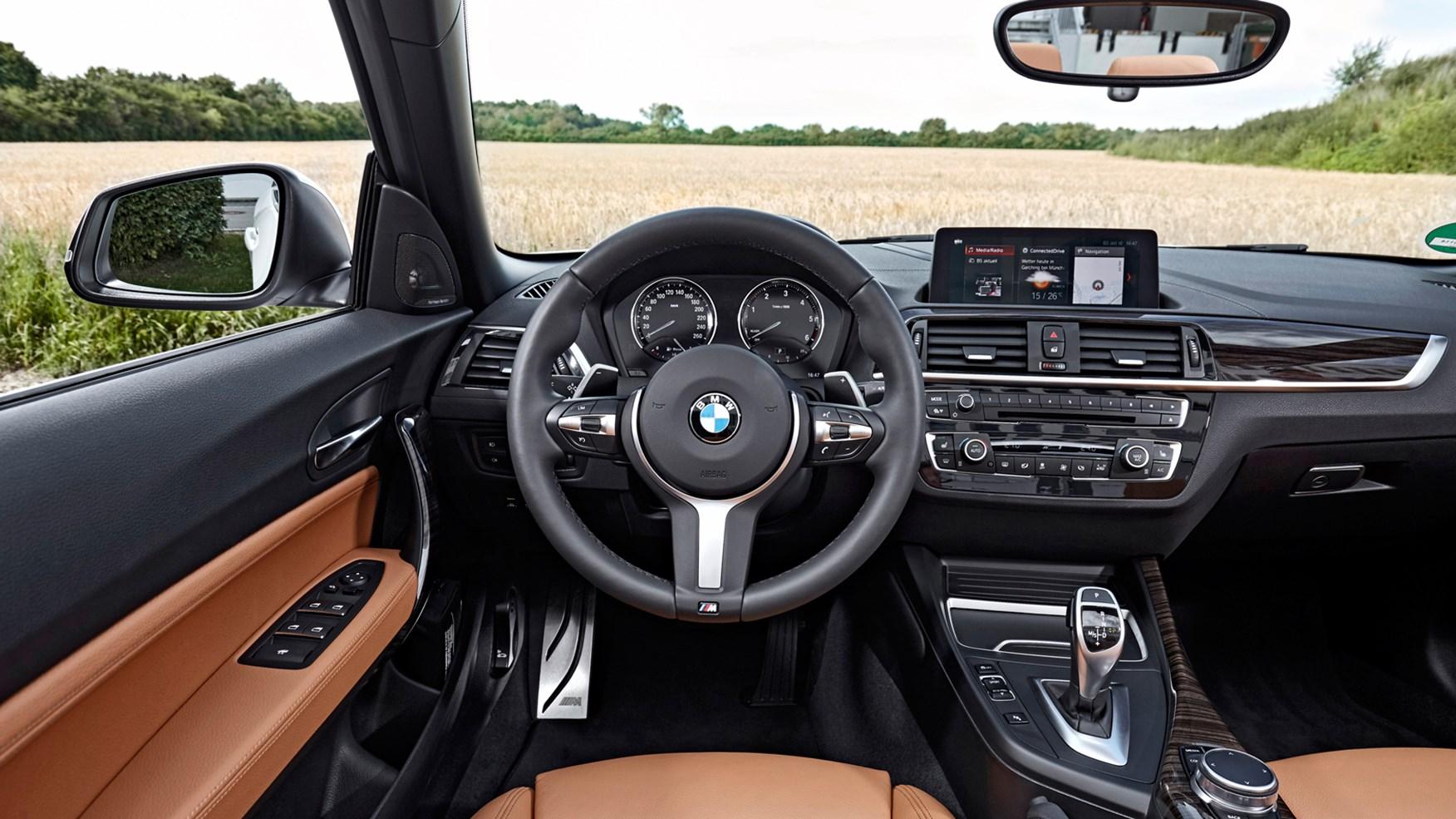 Bmw 220d Convertible 2017 Review Car Magazine
