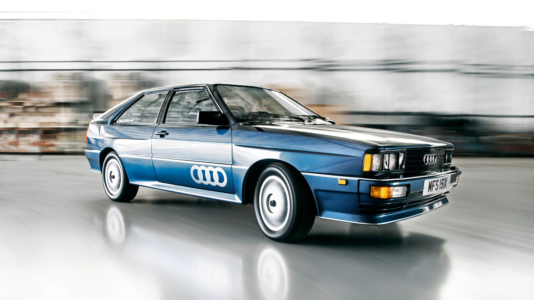 The Best Fast Audis Of All Time Audi Sports Greatest Hits By CAR - Cool cars 80s