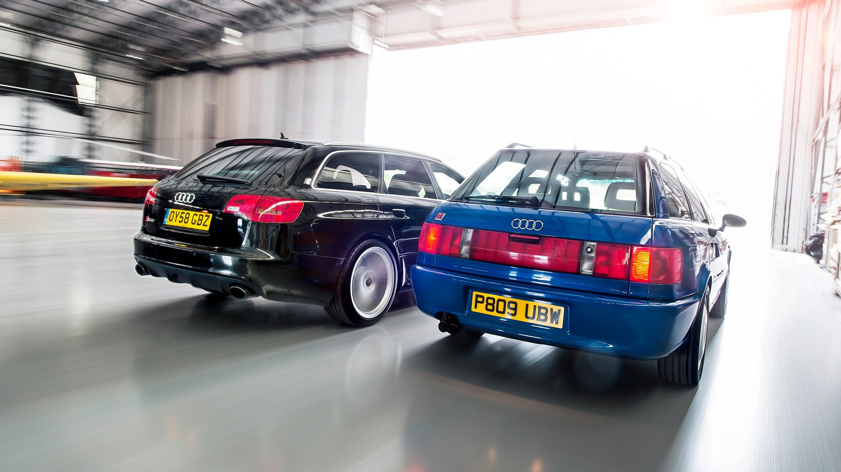 Estate Cars To Make Your Head Spin The 994 Rs2 And 2008 Rs6 Both Family Wagons Turned Brutal Supercars
