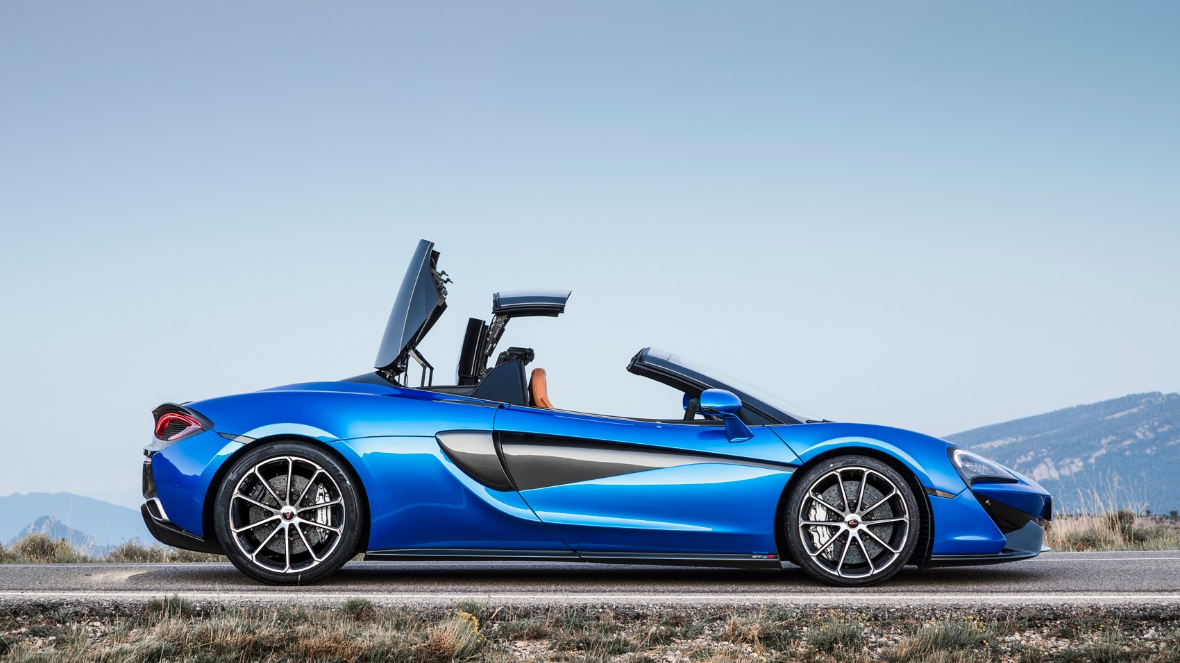 Mclaren 570s Spider 2017 Review Car Magazine