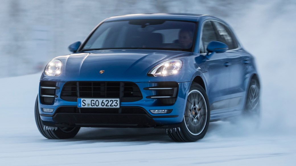 Porsche Macan Turbo Performance Pack 2017 Review
