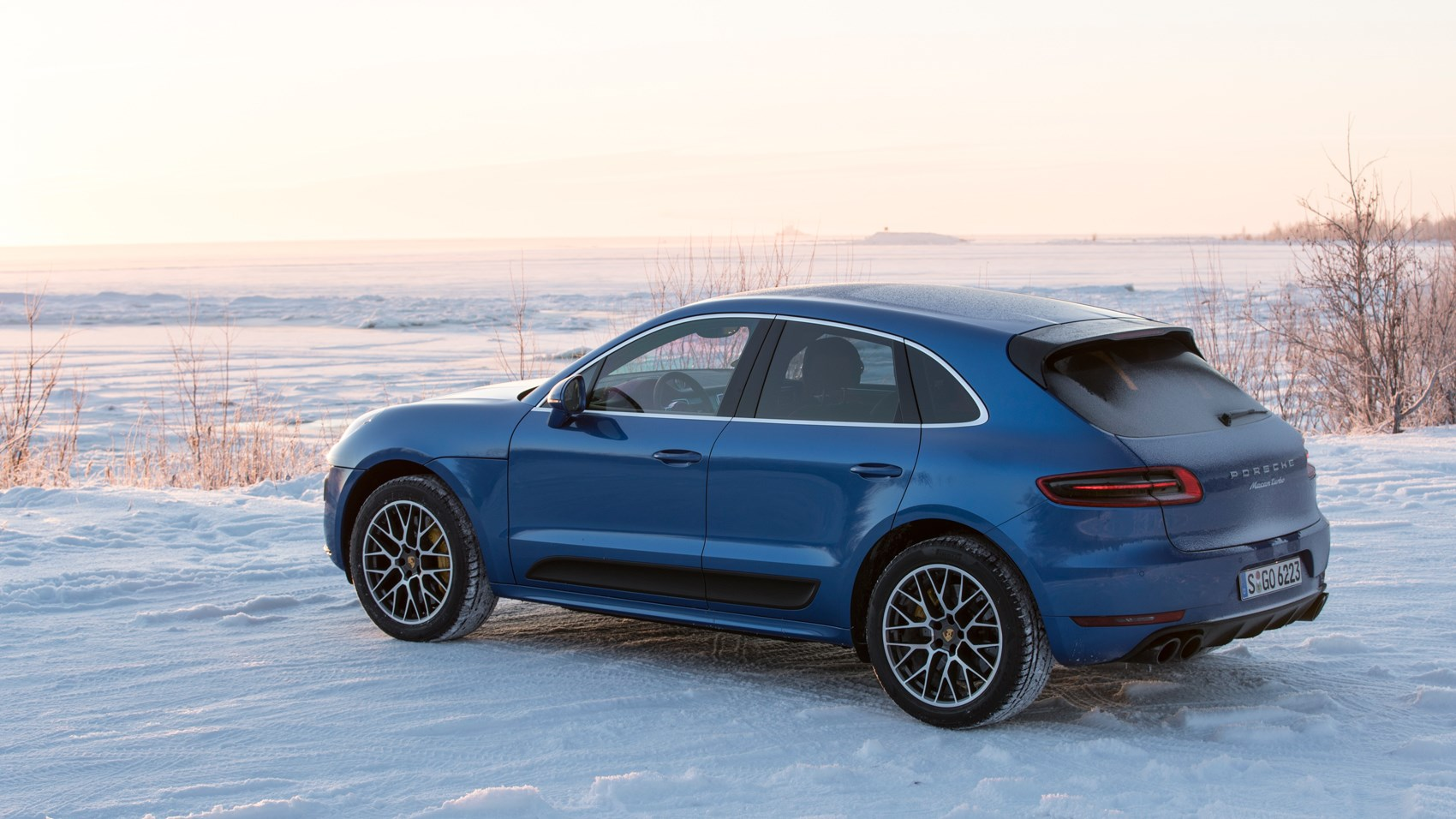 Porsche Macan Turbo Performance Pack 2017 Review Car Magazine