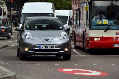 Electric cars: the future in the UK