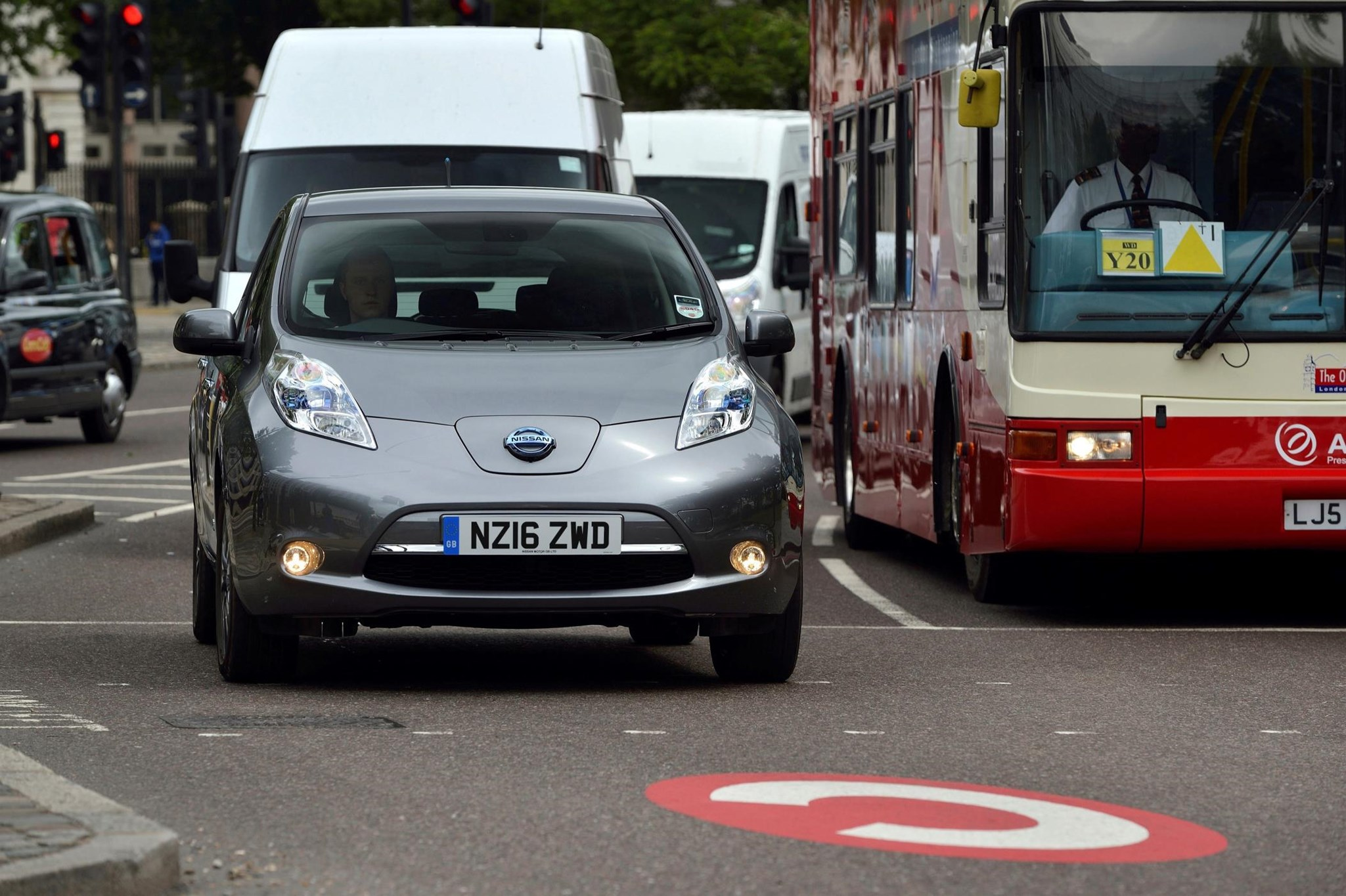 Uk To Ban Sale Of New Petrol And Diesel Cars By By Car Magazine
