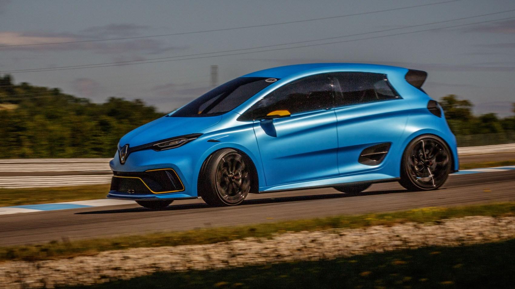 Best Lease Deals 2017 >> Renault Zoe e-sport concept (2017) review | CAR Magazine