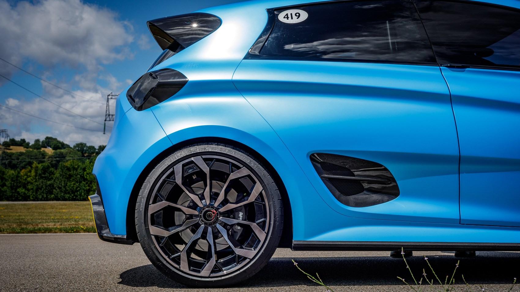 Renault Zoe E Sport Concept 2017 Review Car Magazine