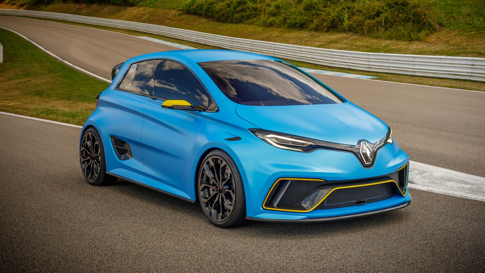 2017 - [Renault] ZOE e-Sport Concept - Page 3 Renault-zoe-esport-10