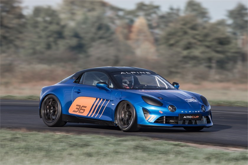 alpine a110 cup racing series announced by car magazine. Black Bedroom Furniture Sets. Home Design Ideas