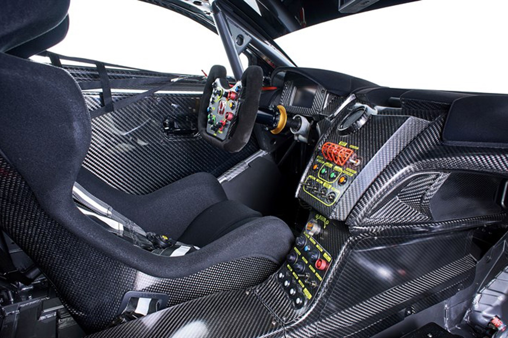 a honda nsx gt3 race car could be yours car magazine. Black Bedroom Furniture Sets. Home Design Ideas