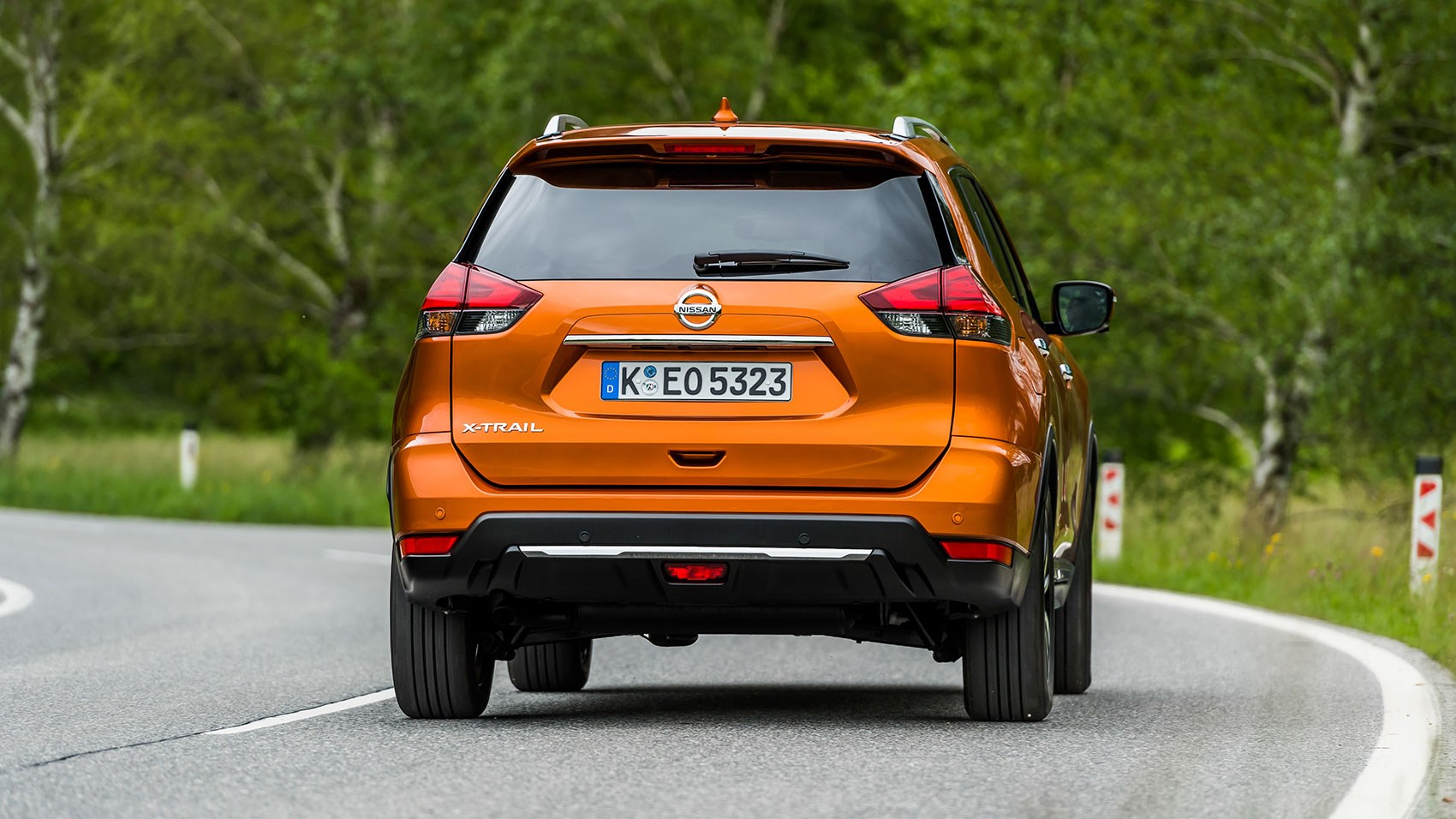 Nissan X-Trail 2017 facelift review | CAR Magazine