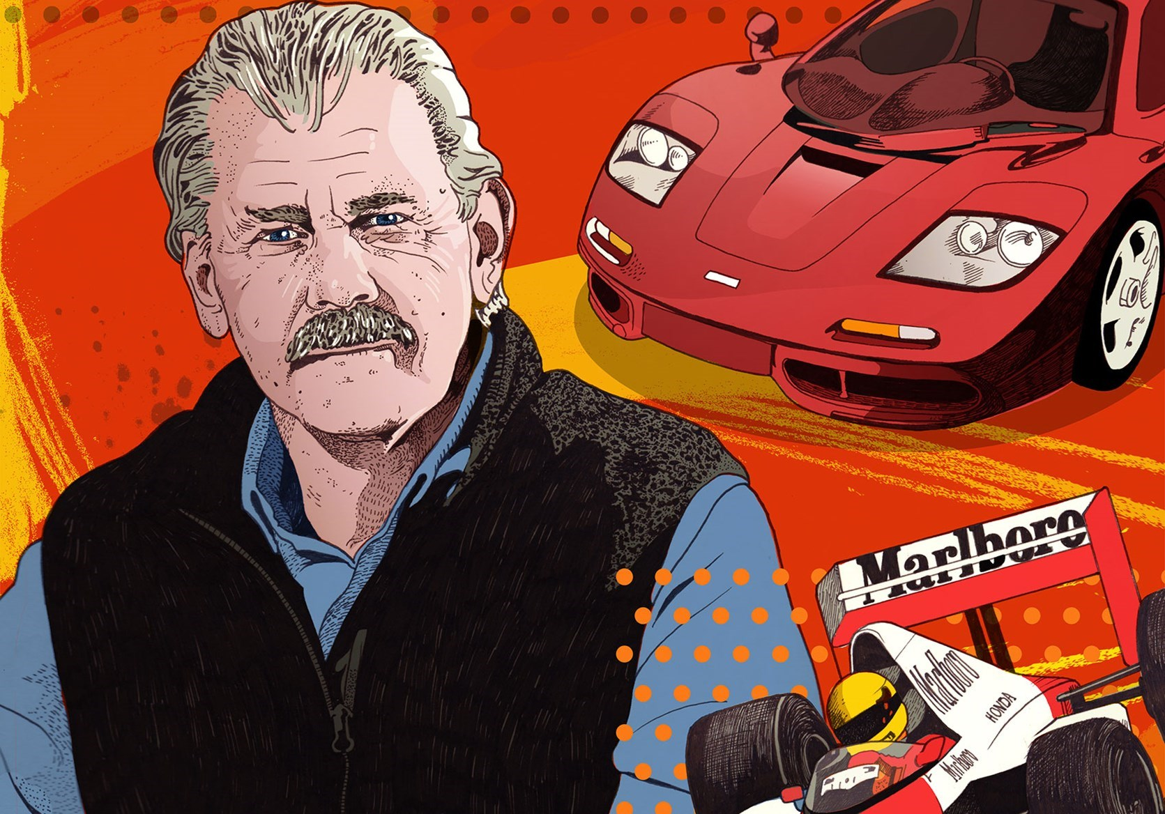 Toyota Of Murray >> Gordon Murray cars 50th anniversary exhibition | CAR Magazine