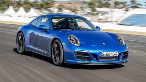 911 Carrera Gts >> Porsche 911 Carrera 4 Gts 2018 Review All The Trimmings