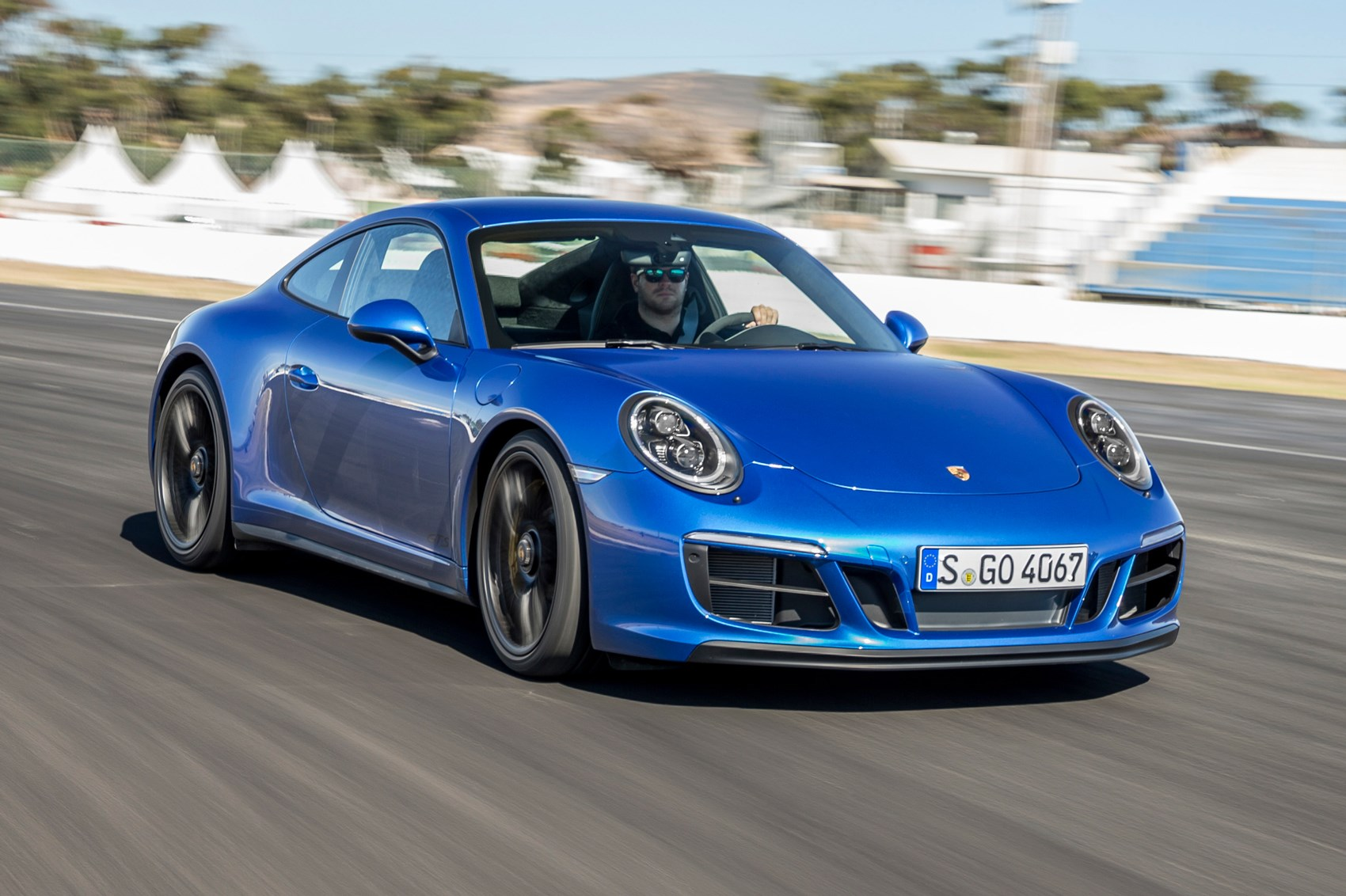 Porsche 911 Carrera T 2018 Review Is Less Really More