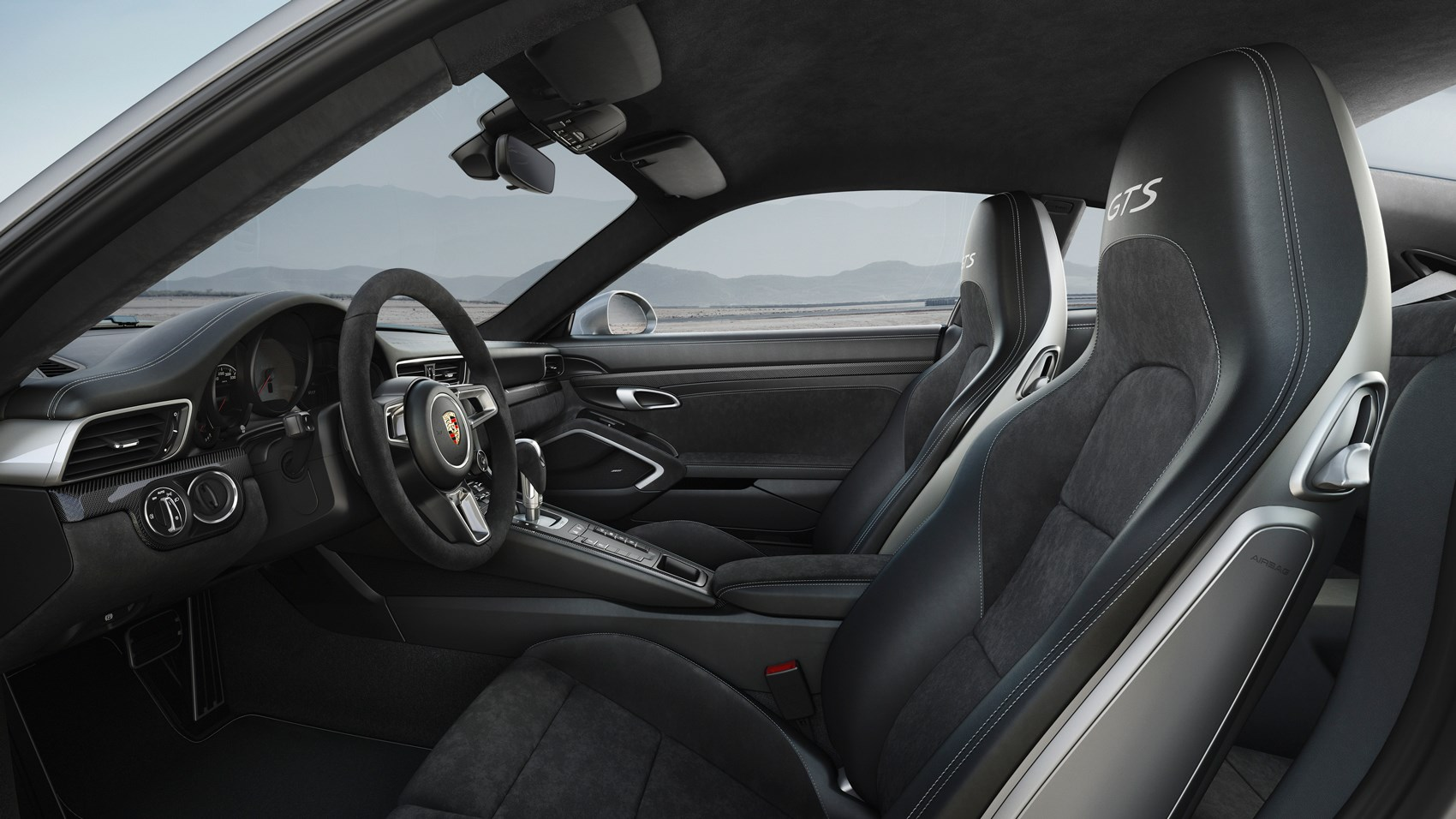 Porsche 911 Carrera 4 Gts 2018 Review All The Trimmings Car 991 Engine Diagram