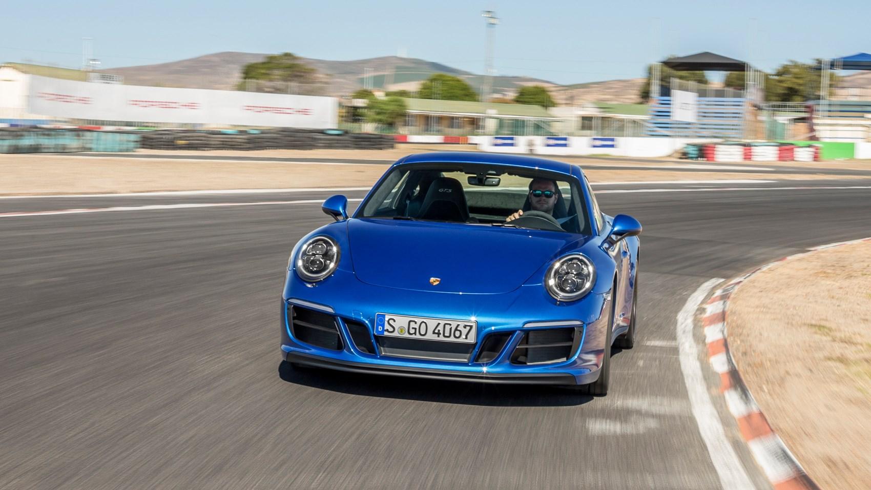 Porsche Panamera Lease >> Porsche 911 Carrera 4 GTS (2018) review: all the trimmings ...