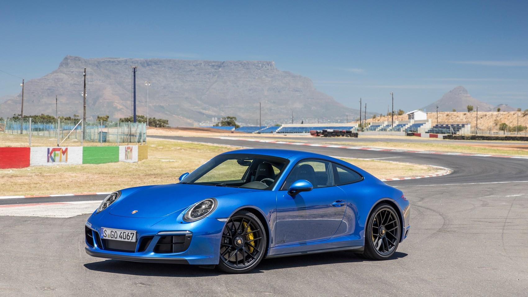 Porsche 911 Carrera 4 Gts 2018 Review All The Trimmings Car Magazine