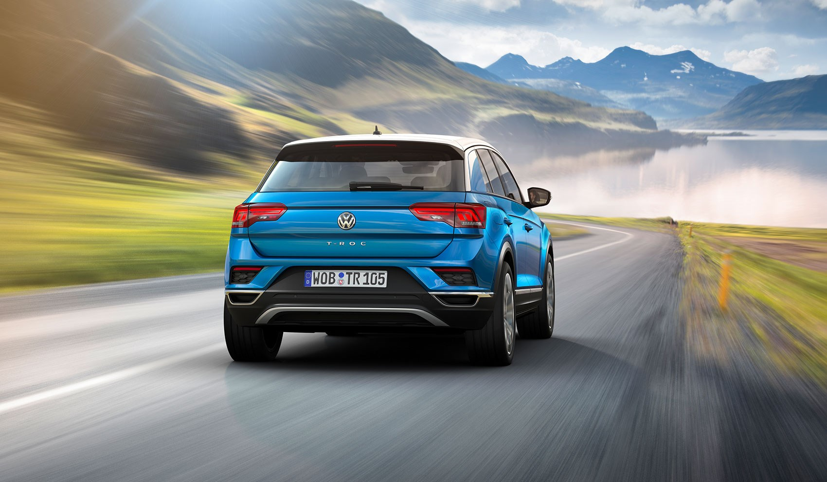 vw t roc revealed news photos specs prices by car magazine. Black Bedroom Furniture Sets. Home Design Ideas