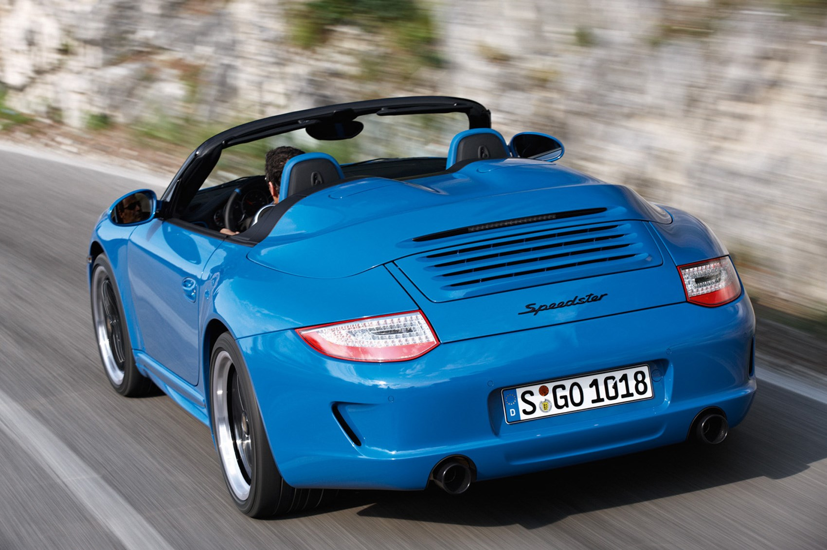 Porsche 911 Speedster Expected At 2017 Frankfurt Show