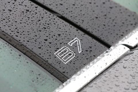 Alpina B7 Biturbo badge