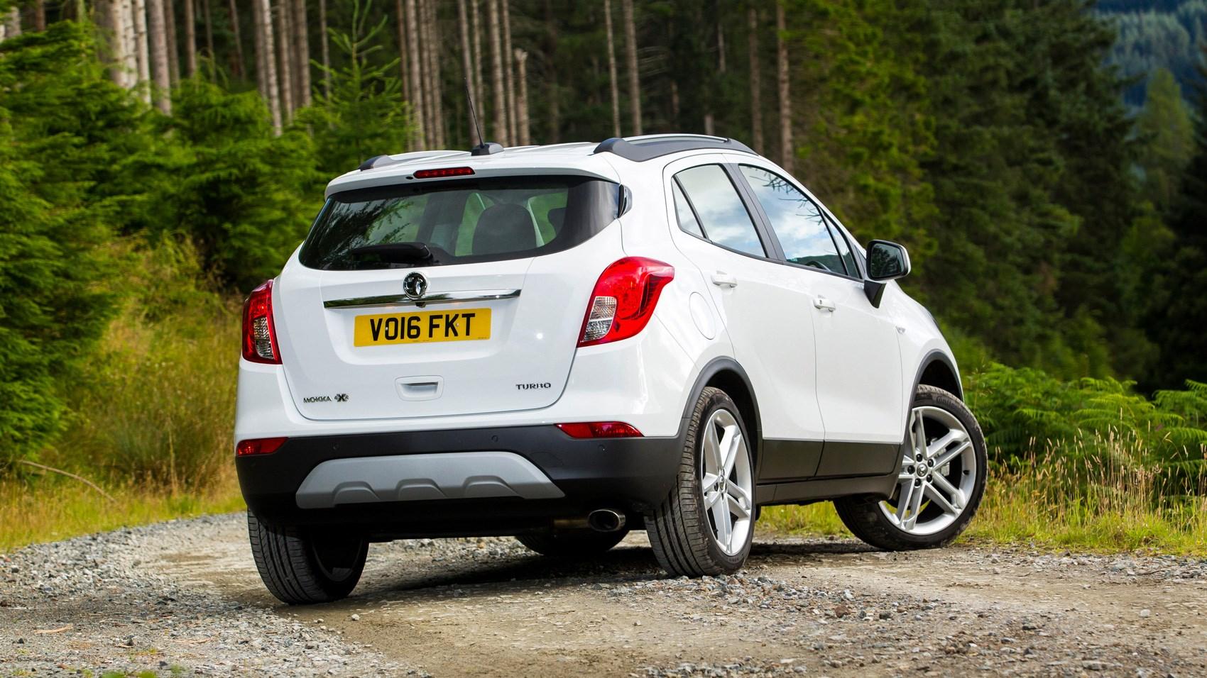 Hyundai Lease Deals >> Vauxhall Mokka X (2017) review | CAR Magazine
