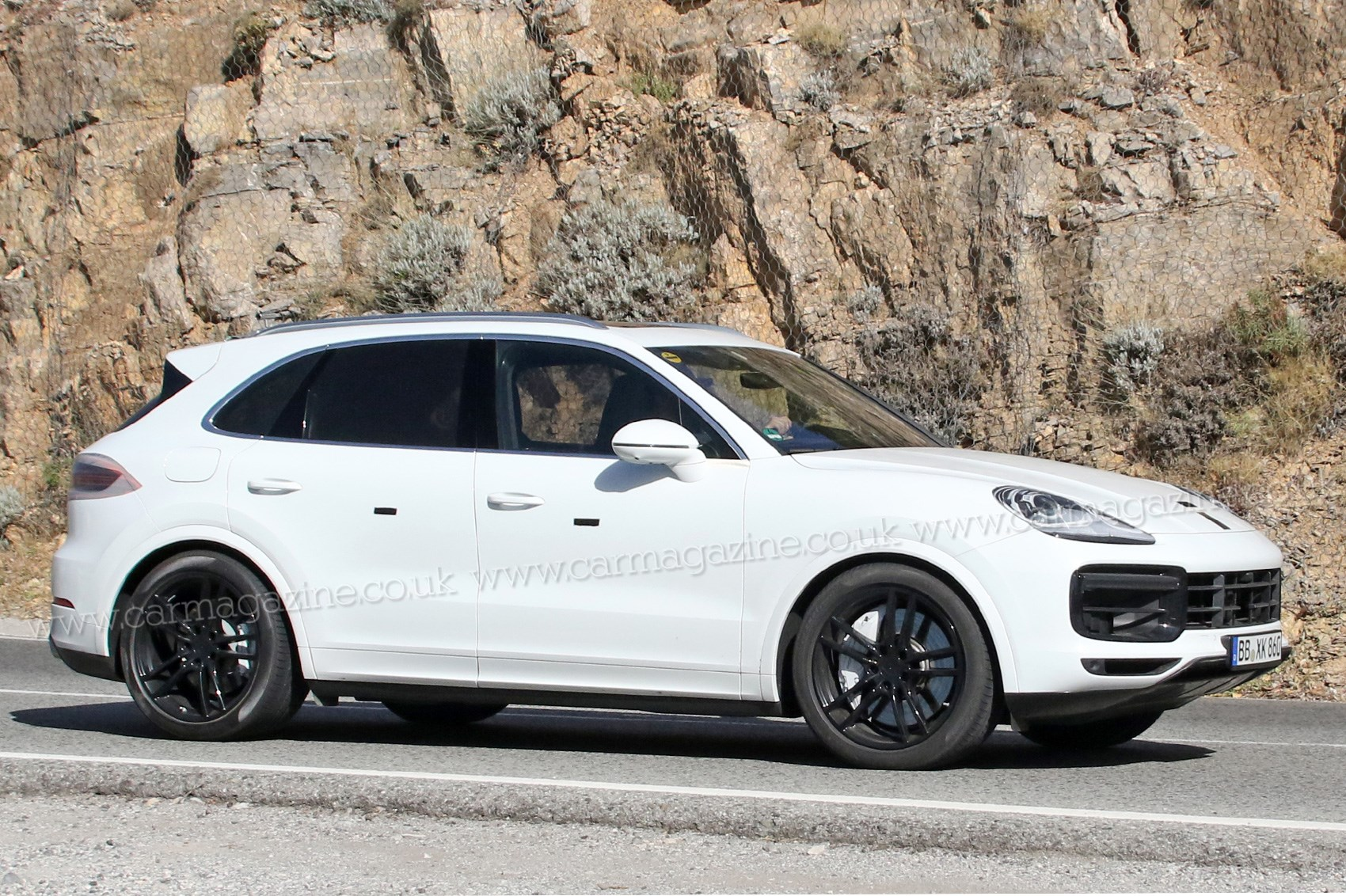 Porsche recalls Cayenne to address diesel emissions