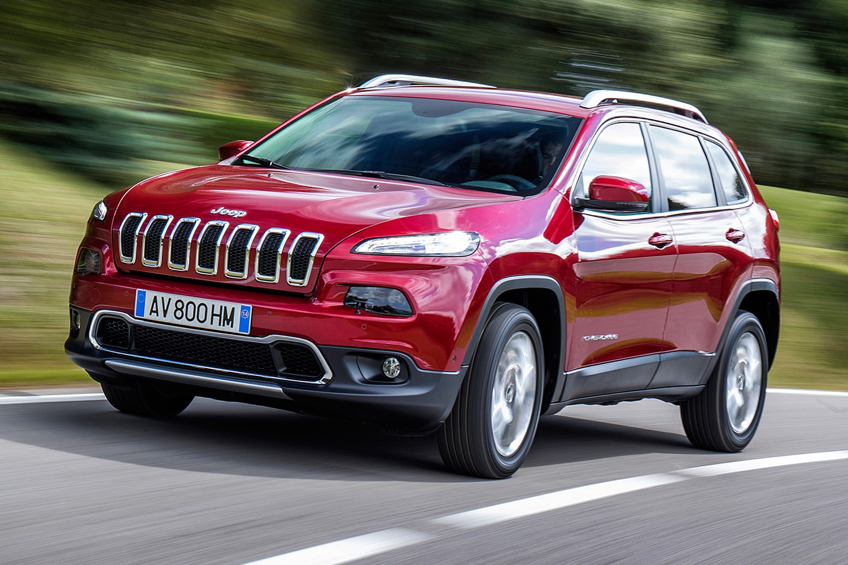 Jeep Cherokee 2017 Review