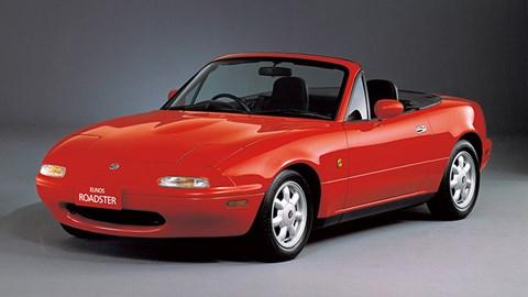Got a rusty MX-5? Live in Japan? Mazda can help…