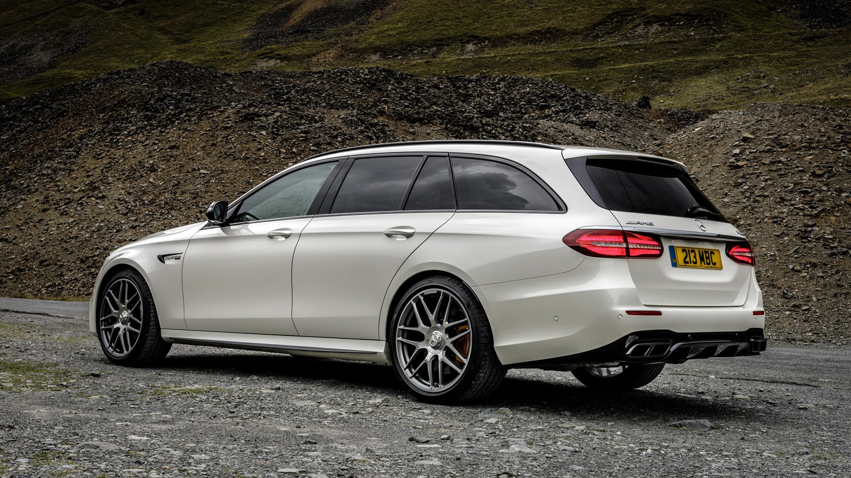Mercedes Amg E63 S 4matic Estate 2017 Review By Car