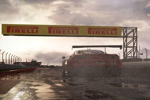 Project CARS 2 rain