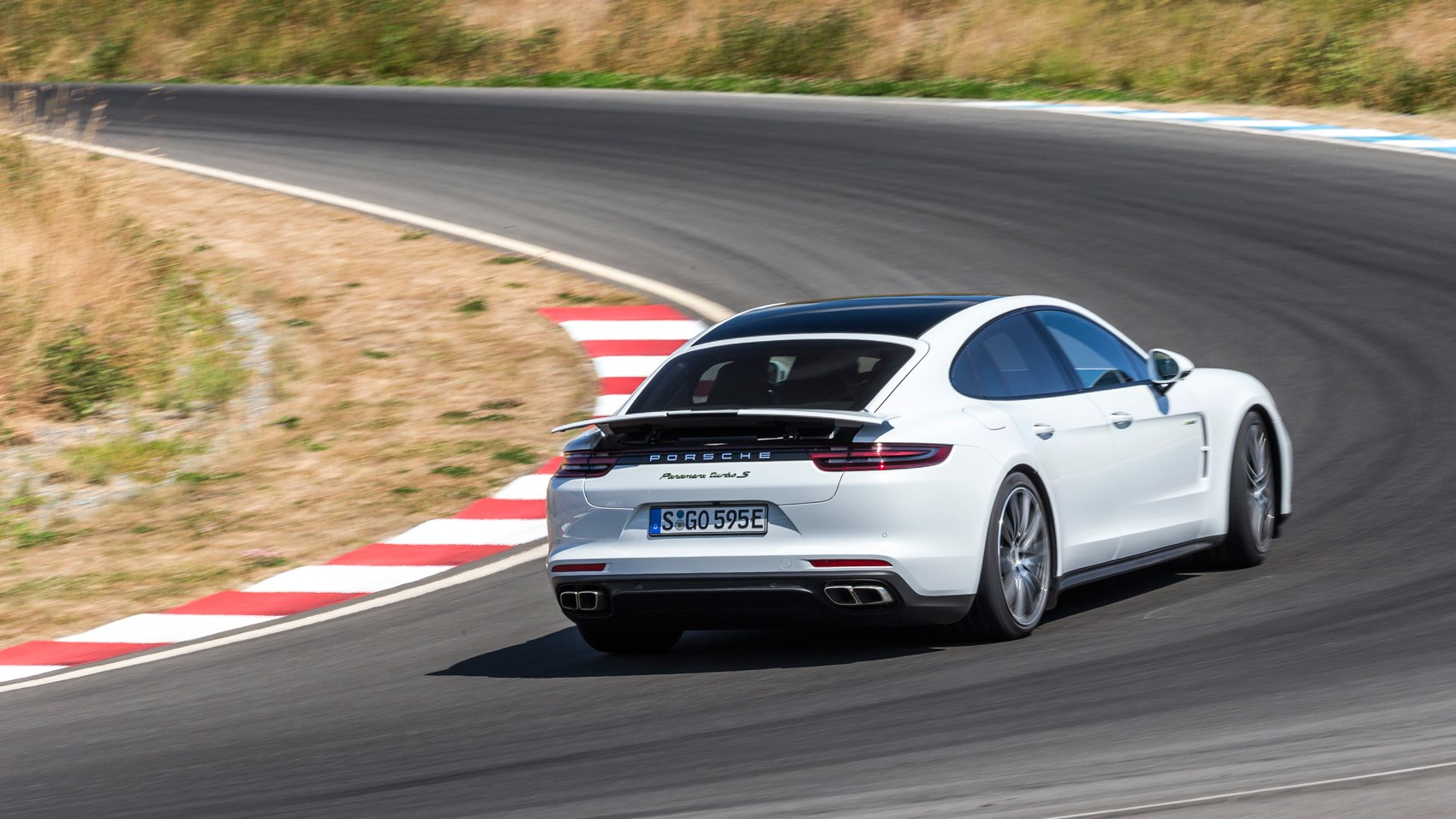 Porsche porsche e hybrid : Porsche Panamera Turbo S E-hybrid (2017) review by CAR Magazine