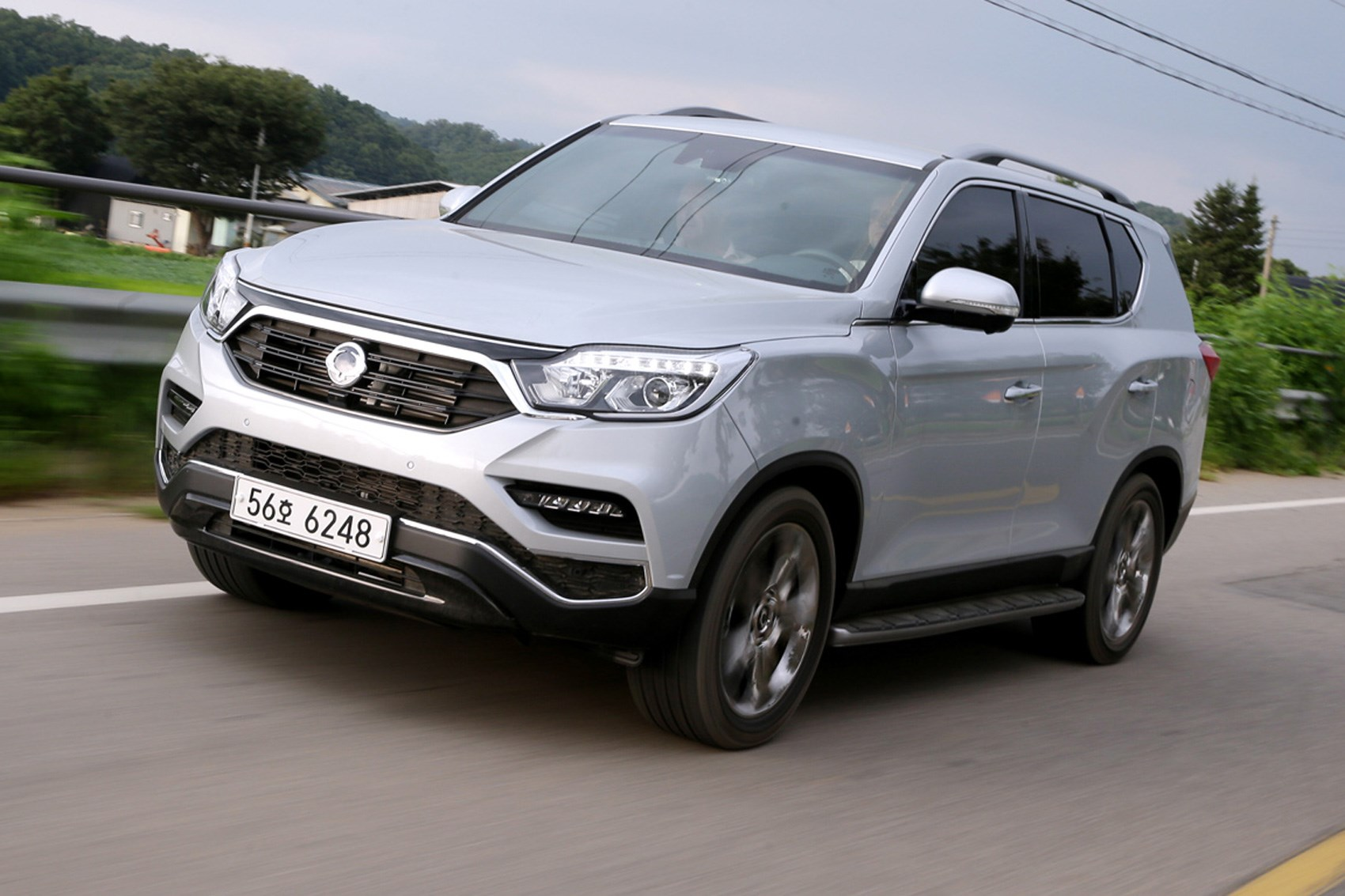 Chevrolet Lease Deals >> SsangYong Rexton SUV (2017) review | CAR Magazine