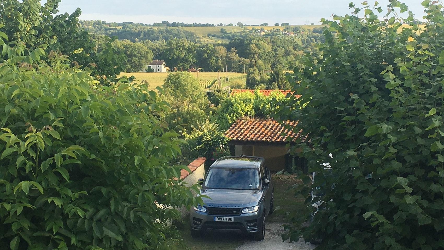 Pilgrimage over! Range Sport at its Dordogne destination