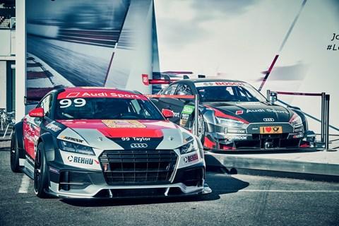 Audi TT Cup DTM