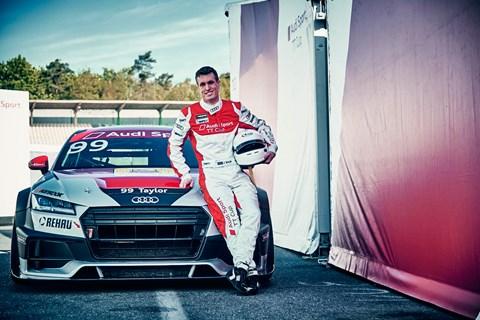 Audi Sport TT Cup James Taylor