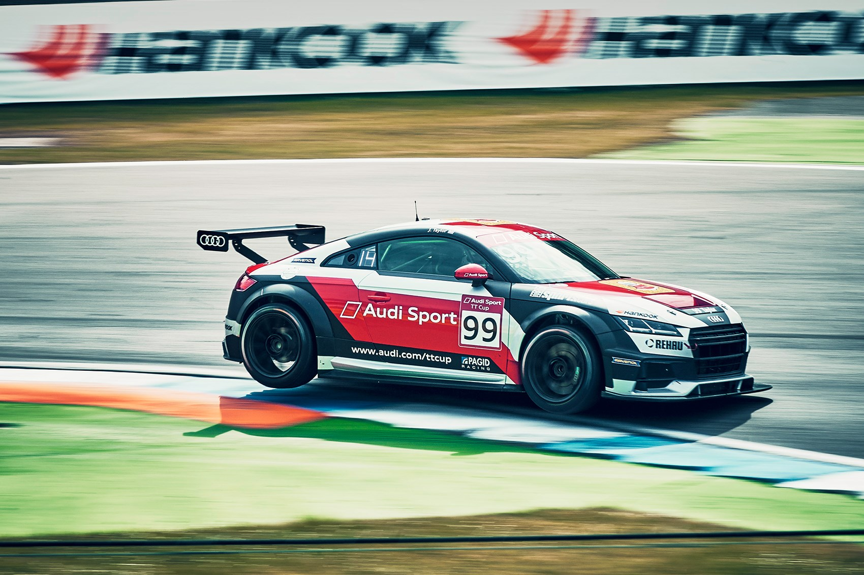 Car Magazine Races In The 2017 Audi Sport Tt Cup Car Magazine