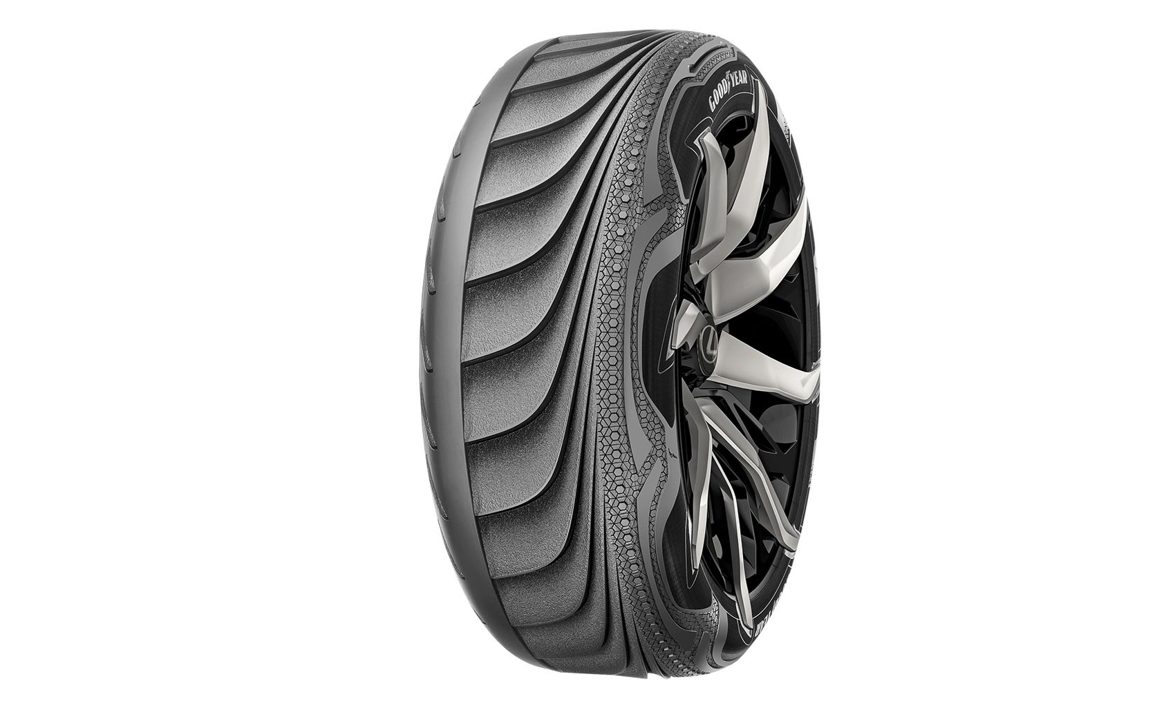 how it's made car tyres