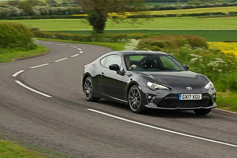 Toyota GT86 long-term test review by CAR magazine