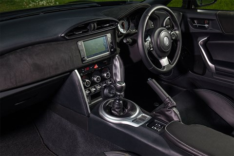 Toyota GT86 cabin and interior: CAR's long-term test review