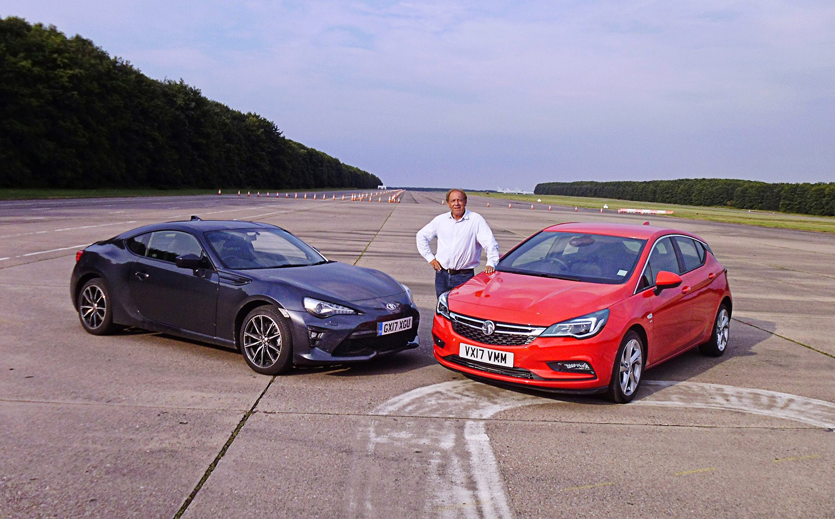 Our Toyota Gt86 Daily Driver And F1 Coach Rob Wilson S Vauxhall Astra