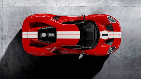 The Ford GT 1967 Heritage edition & Ford | Car News by CAR Magazine markmcfarlin.com
